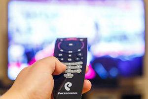 Не работает телевидение от Ростелекома: черный экран