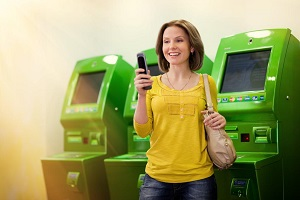 оплата через банкомат Сбербанка