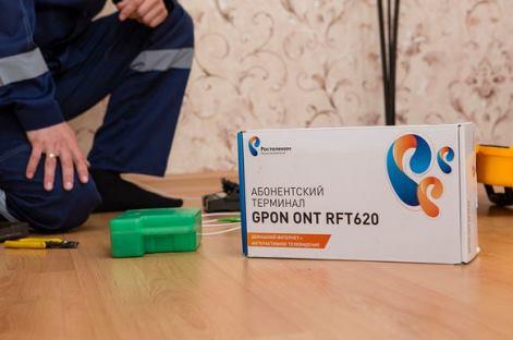 оборудование GPON