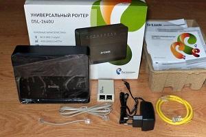 Роутер для ростелекома с wifi