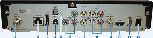 приставка моторола Vip2262 инструкция - фото 11