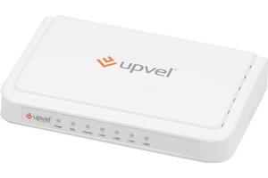 Подключение модема Upvel UR 104AN