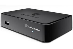 Параметры приставки IPTV
