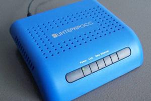 Подключение модема Интеркросс ICxDSL 5633 E