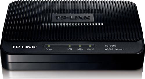 Роутер TP Link TD 8816 для Ростелекома