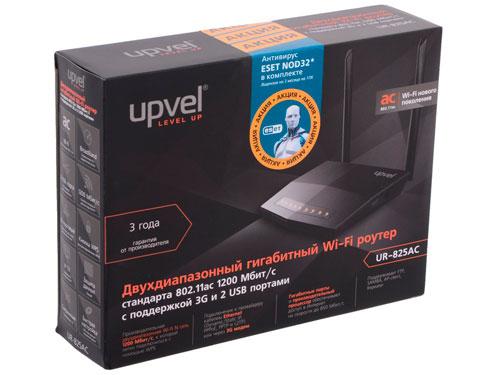 Комплектация Upvel UR 825AC