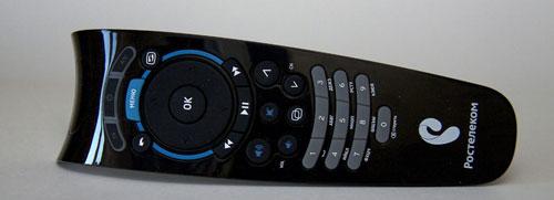 Кнопки пульта для приставки