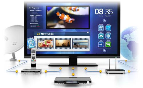 VLAN для цифрового ТВ