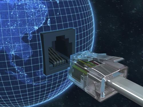 Ethernet кабель от провайдера