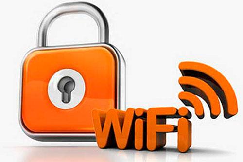 Параметры защиты Wi-Fi сети
