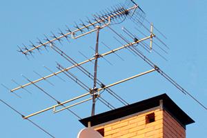 Отключение антенны от РТК
