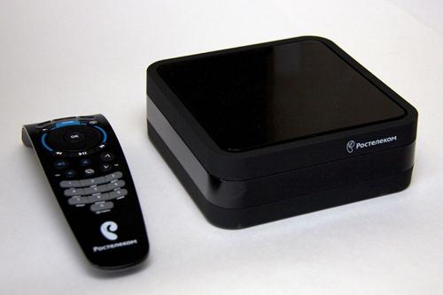 Как перезагрузить IPTV приставку