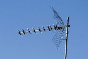 Отключение антенны РТК