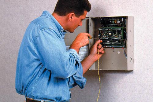 Обслуживание запирающего оборудования от Ростелекома