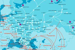 Что такое внутризоновая сеть РТК